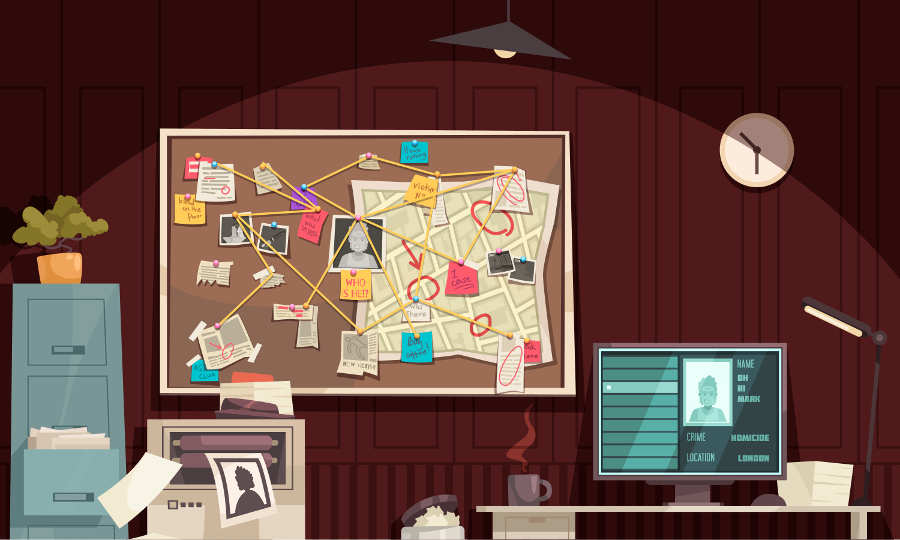 biuro detektywa